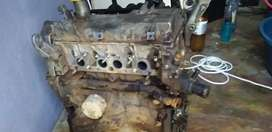 Re build np 200 engine With new parts