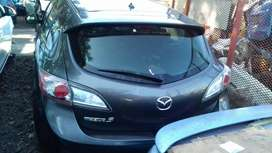 Mazda 3 hatch now stripping fo