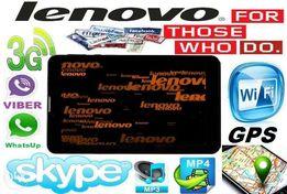 Планшет телефон 2 в 1 Lenovo 7 дюймов 8 ЯДЕР 2 КАМЕРЫ ЗВОНЯЩИЙ SIM сим