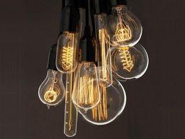 Ретро Лампы Эдисона трубка и др. для Loft освещения