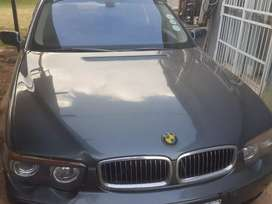 BMW 745i stripping for spares