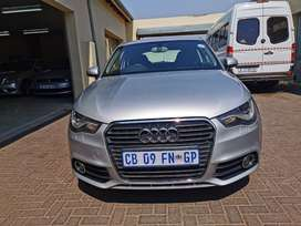 Audi A1 1.4 TFSI 2012 Model 3 Doors,Factory A/C, and C/D player,140000