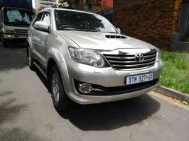 2007 TOYOTA FORTUNER 3.0D4D MANUAL