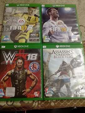 Xbox 1 games on special