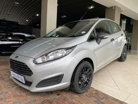 Ford Fiesta 1.0 ecoboost A/T