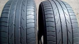 2 X 225/50/16 Bridgestone potenza runflats tyres for sell
