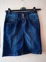 Spódnica dżinsowa rozmiar M 38