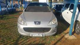 2004 PEUGEOT 407SW with 148000km