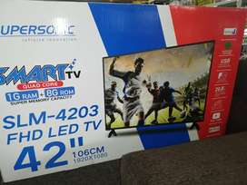 Supersonic 42inch smart tv