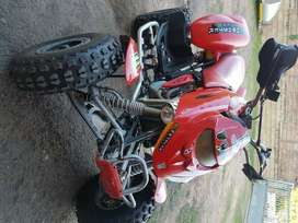 Can am Ds650 quad bike