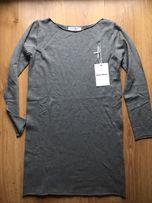 Włoski sweterek tunika r. S/M
