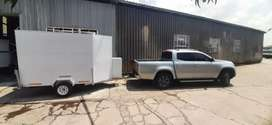 Mobile Kitchen 3mters