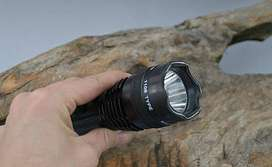 LED Torch Electric Shock Defence Stun Device Brand New