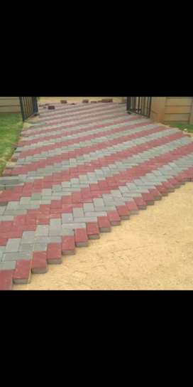 Brick paving/Tar surfaces projects