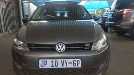 2014 VW Polo 6 1.4 Engine Capacity with Manuel Transmission,
