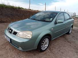 Chevrolet optra model 2006 with 1.6 engine