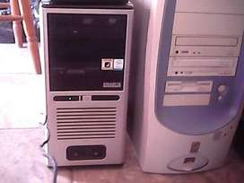 Pentium 4 Tower System Windows XP with TV Card