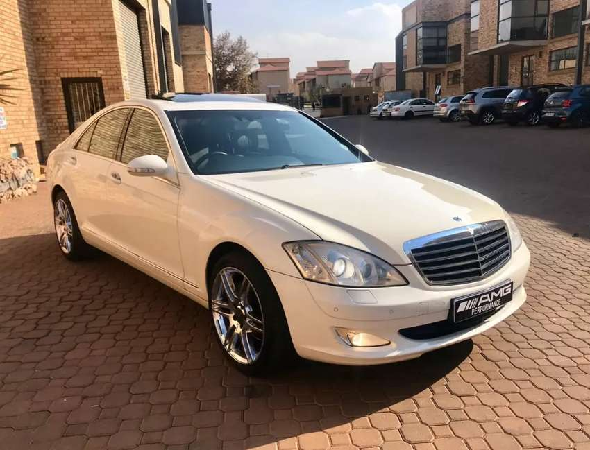 MERCEDES BENZ S CLASS ULTIMATE IN LUXURY 0