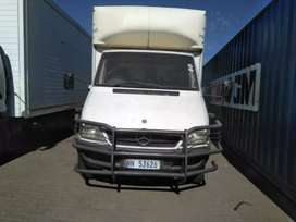 Mercedese Benz sprinter 616 cd