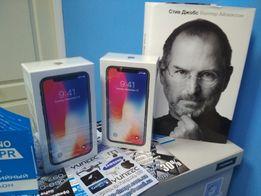IPhone X 256 gb разные