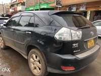 Toyota harrier 0