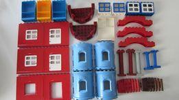 DOM ściana Filary okno regał szafa LEGO DUPLO