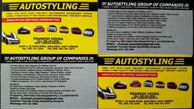 AUTOSTYLING AMALINDA EAST LONDON - CAR AUDIO & ALARM TECHNICIAN -CODE8