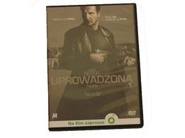 Uprowadzona Liam Neeson Film akcji DVD Lektor PL