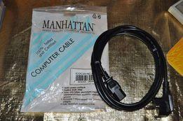 Kabel sieciowy zasilający połączeniowy elektryczny