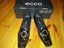 Туфли женские лаковые ECCO 36 размер