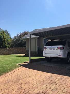 Neat and Secure Garden Cottage for rent