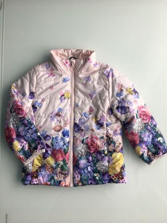 Куртка для девочки весна-осень H&M 2-3 г., р.98 Киев - изображение 1