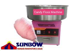 Candy Floss Machines For Sale - SUNBOW TENTS MANUFACTURE