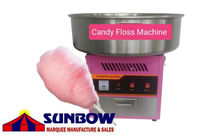 Candy Floss Machines For Sale - SUNBOW TENTS MANUFACTURE 0