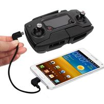 Micro-usb кабель юсб для дрона и планшета DJI Mavic Pro, Air, Spark