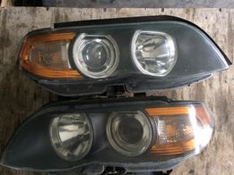 BMW X5 е-53 фара-фонарь