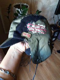 Шапка-шлем, 52р. В новом состоянии