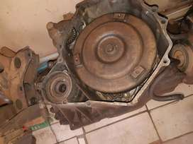 Nissan langley automatic gear box with starter