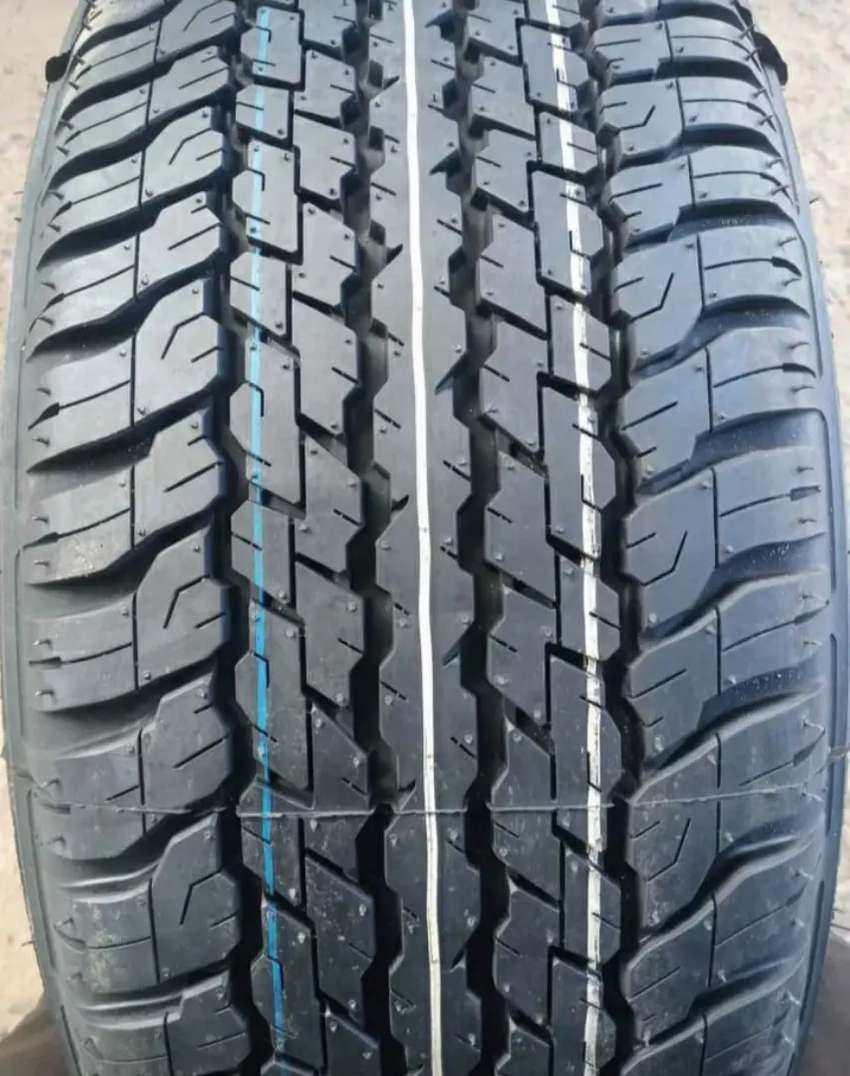 265/60/18 Dunlop Grandtrek AT22 Tyres for Sale