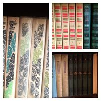Книги (подписные издания СССР)
