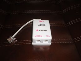 Сплитер Intellinet ADSL Modem Splitter Adapter (201124)