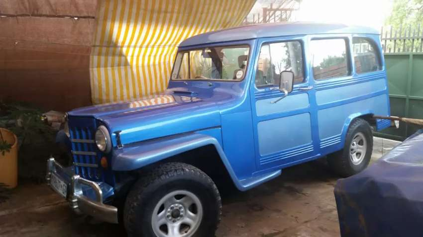 1947 Willy's Jeep 0