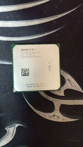 CPU AMD Fx-8300 3.3 Ghz 8-core for sale
