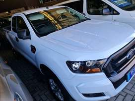 `2018 Ford Ranger 2.2TDCI Supercab-Low 89500km FSH-Only R289900