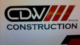 CDW Construction Steel Structure