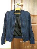 Куртка женская,кожа