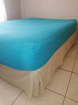 Double Bed Mattress and Base