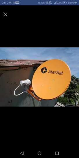 Starsat special this weekend only R399