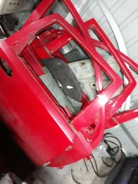 Дверь GM Aveo, Авео Т200