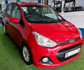 2016 hyundai grand i10 1.2 motion
